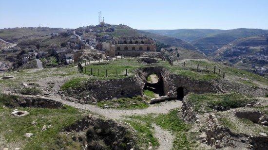 Karak, Jordania: Крепость