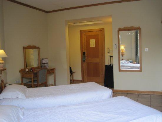 Grand Hotel Gozo: Twin room