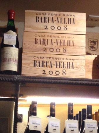 Tapas Bar 47: Barca Velha ...uiii :)