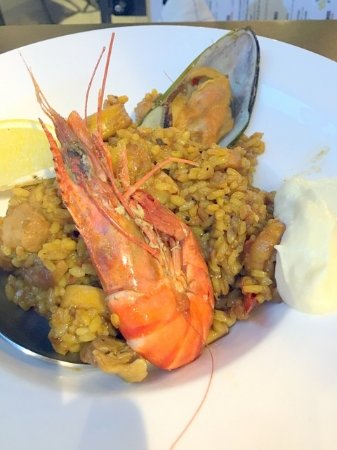 Marta S Kitchen Paella Tapas