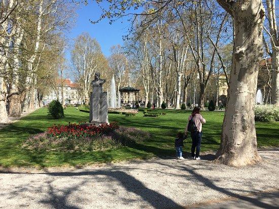 Photo of Plaza Trg Nikole Šubića Zrinskog | Zrinjevac at Trg Nikole Šubića Zrinskog, Zagreb 10000, Croatia