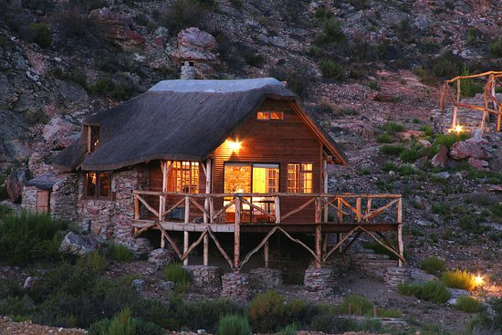Aquila Private Game Reserve: Premier cottage