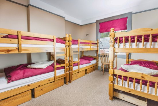 Llangollen Hostel: This is our 6 bed dorm