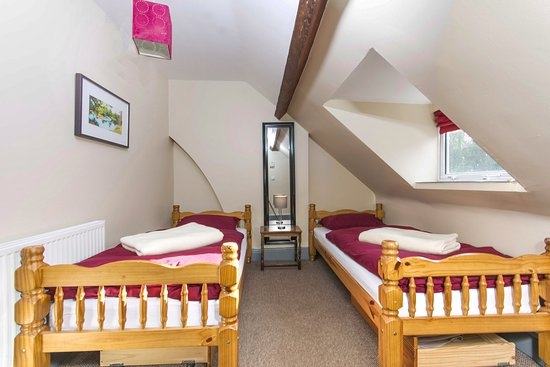 Llangollen Hostel: Twin room