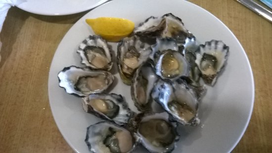 Swansea, Australia: 3rd plate ao Oysters