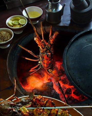 Tandoor - Indian grill at K&K