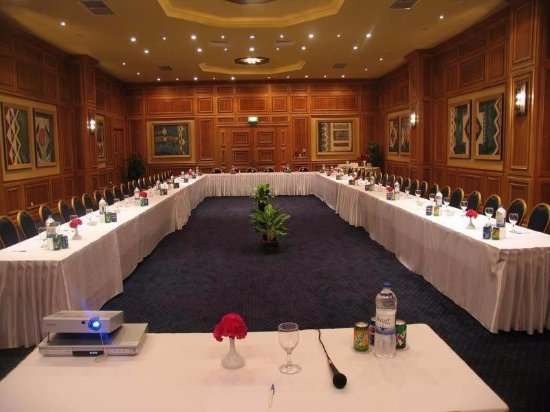 Creative Green Hotel: meeting room