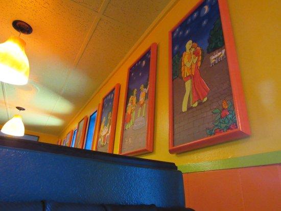Port Alberni, Canada: The restaurant