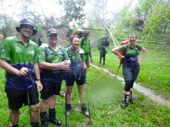 Kewarra Beach, Australia: Getaway trekking made our Kokoda experience the trip of a lifetime we will never forget. Julie,