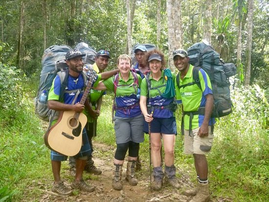 Kewarra Beach, Australia: Getaway trekking made our Kokoda experience the trip of a lifetime we will never forget. Julie,