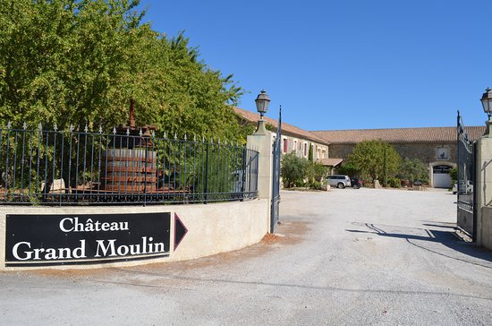 Chateau Grand Moulin