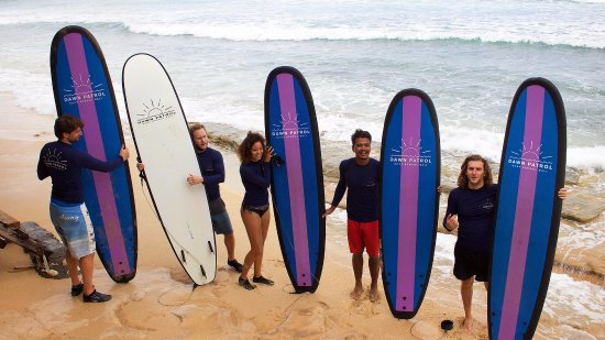 Dawn Patrol Bali - Balangan Surf School