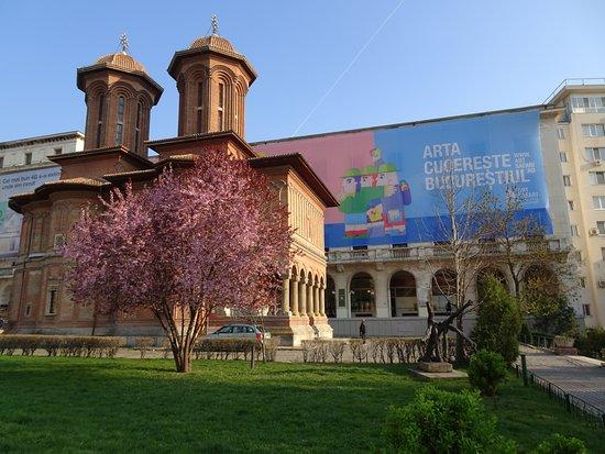 Photo of Monument / Landmark Biserica Kretzulescu at 45 Calea Victoriei, Bucharest 010064, Romania
