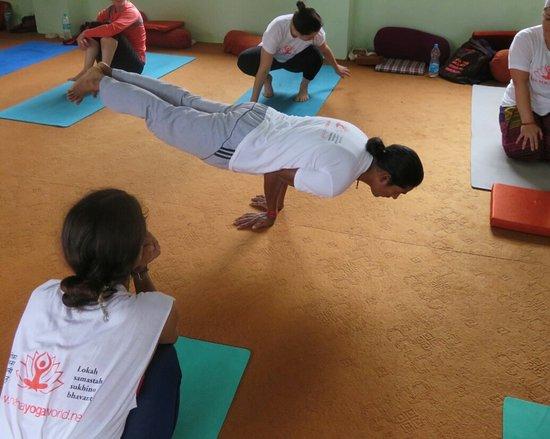 Hatha Yoga World