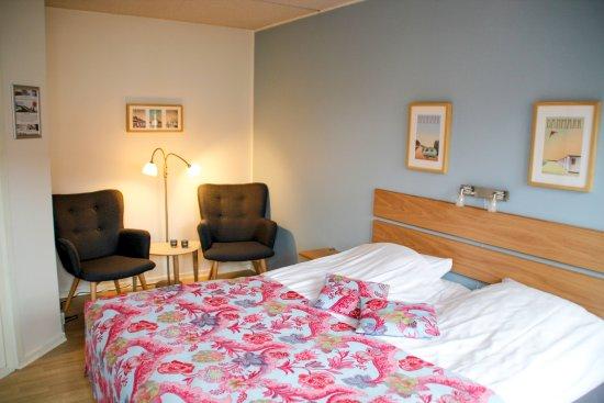 Ålbæk, Danmark: New renovated standard rooms