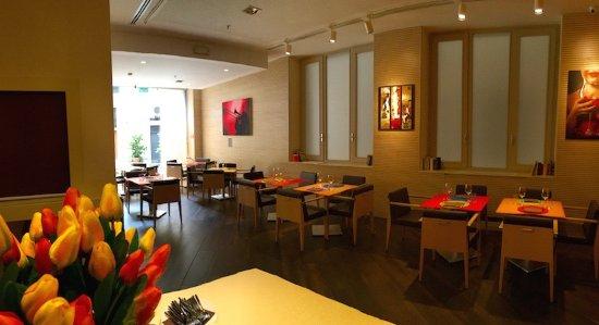 Best Western Plus City Hotel: Easy Dinner PEsciolino
