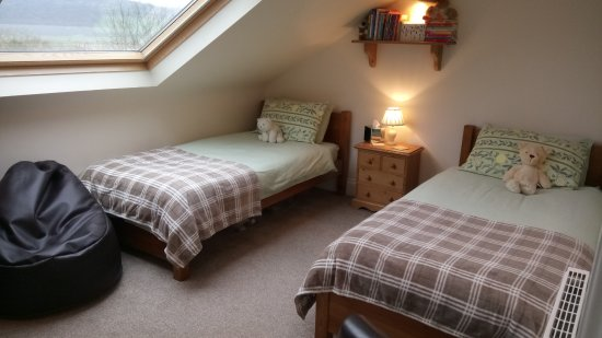 Cononley, UK: Family Room (twin)