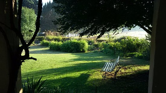Rhodes, Sudáfrica: Beautiful garden
