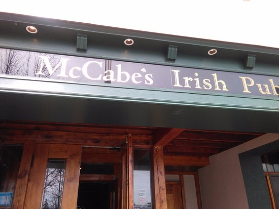 McCabe's Irish Pub & Grill: Street View