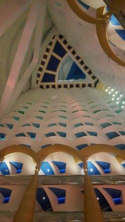 Interior Y Exterior Del Mejor Hotel Del Mundo Picture Of Burj Al