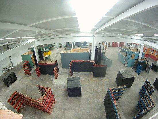 Megapaintball Indoor Arena