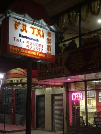 Restaurant Fa Tai