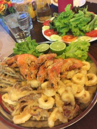 Amber Residences Phuket: Le foto di qualche piatto, cucinato all'italiana, e della mia camera ..