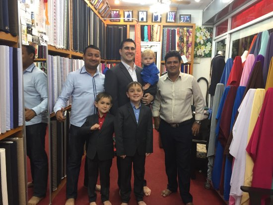 Tommy's Master Tailor
