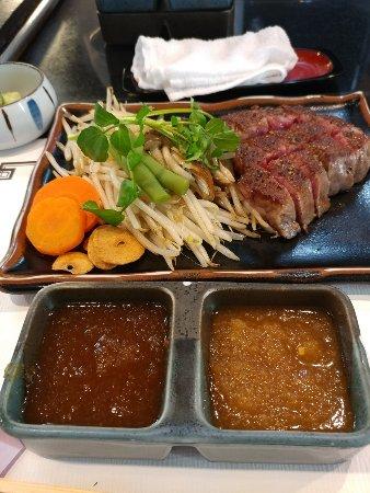 Steak House Satou : Lunch Set