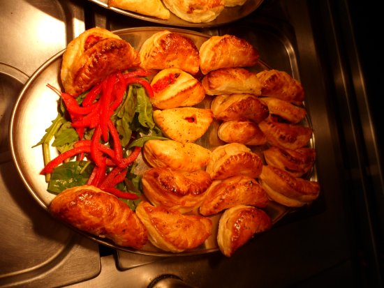 Mediterrane Restaurant: Spanish buffet