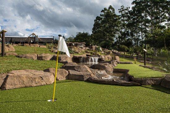 Kokstad, แอฟริกาใต้: Putt Putt Course