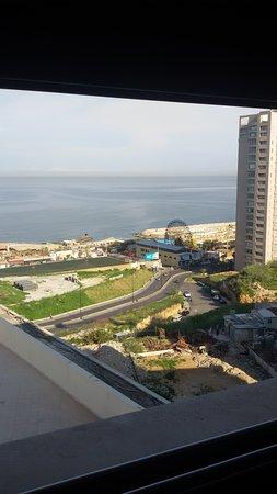 City Suite Hotel : من نافذة الطابق السابع