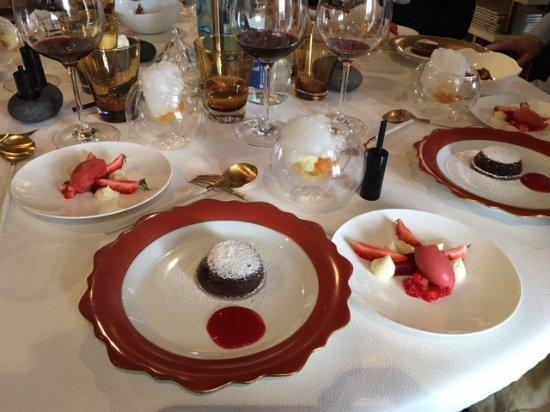 La Madeleine Patrick Gauthier : Farandole de desserts