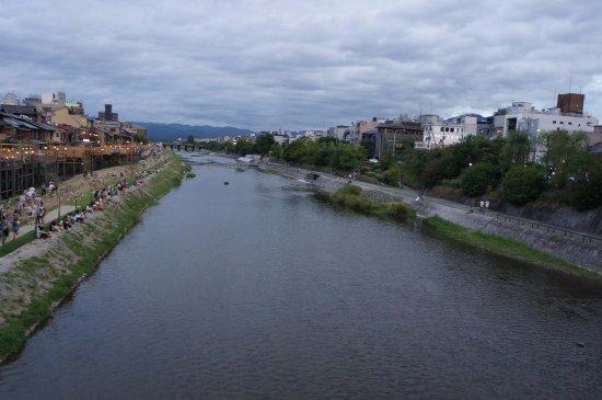 Photo of Bridge Shijo Bridge at 中京区・東山区, Kyoto, Japan