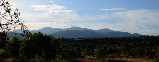 Bierge, Spain: La Sierra de Guarra