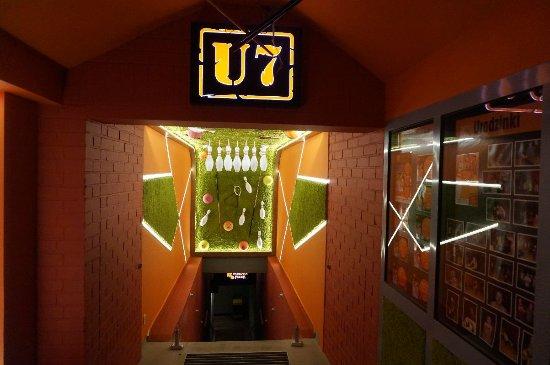 Centrum U7 Gdansk Bowling & Bilard & Restaurant