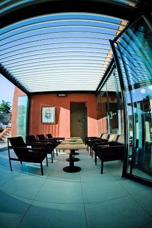 Morey St Denis, ฝรั่งเศส: Pergola restaurant