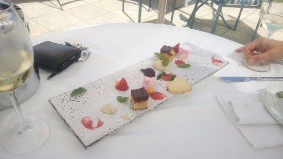 SeaFood at The Plettenberg : Dessert