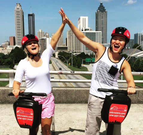 ATL-Cruzers Electric Car & Segway Tours