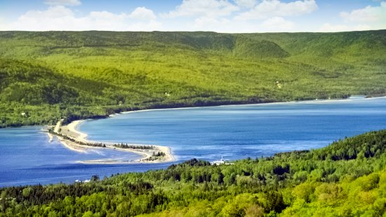 Port Hawkesbury, Canadá: Canso Causeway