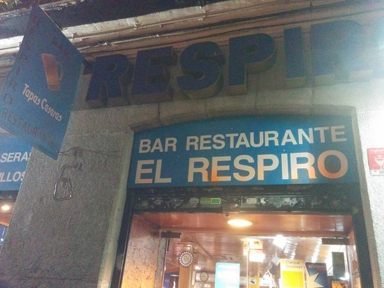 Photo of Bar El Respiro at Infantas, 34, Madrid, Spain