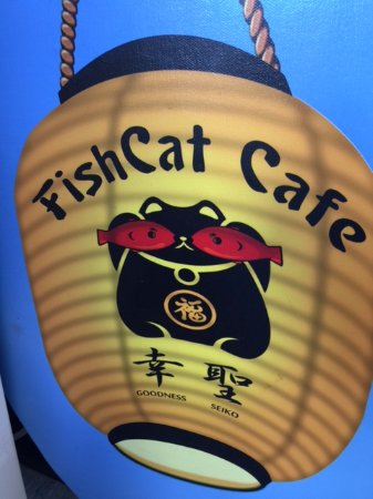 Fish Cat Cafe:108 West Murphy Street in downtown Alpine, West Texas