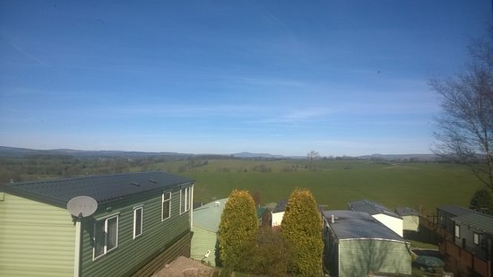 Stunning Views, a fabulous caravan, It just get's better - Can't wait for visit number 4 !!!