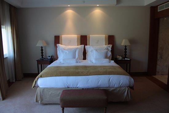 Linho, Portugal: Excellent bed