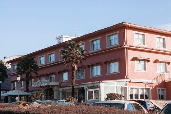Hotel Garcas: hotel