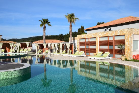 Kyllini, Greece: Renovation of the Swimming Pool area