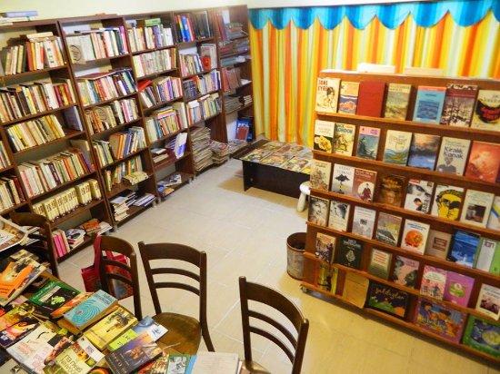 Kedi Kulagı Kitabevi-Kafe