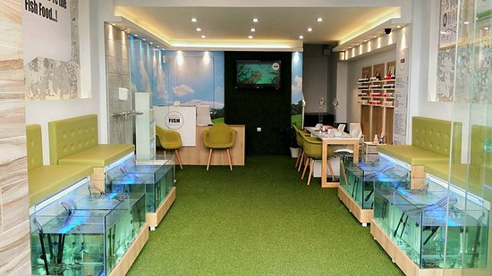 Doctor Fish Heraklion - Day Spa & Nail Bar