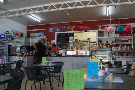 Zeehan, Australia: Colourful and quirky