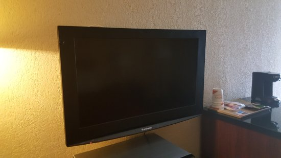 Econo Lodge Busch Gardens: TV